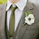 White Wedding? How to Add More Color to a Traditional Tux Look