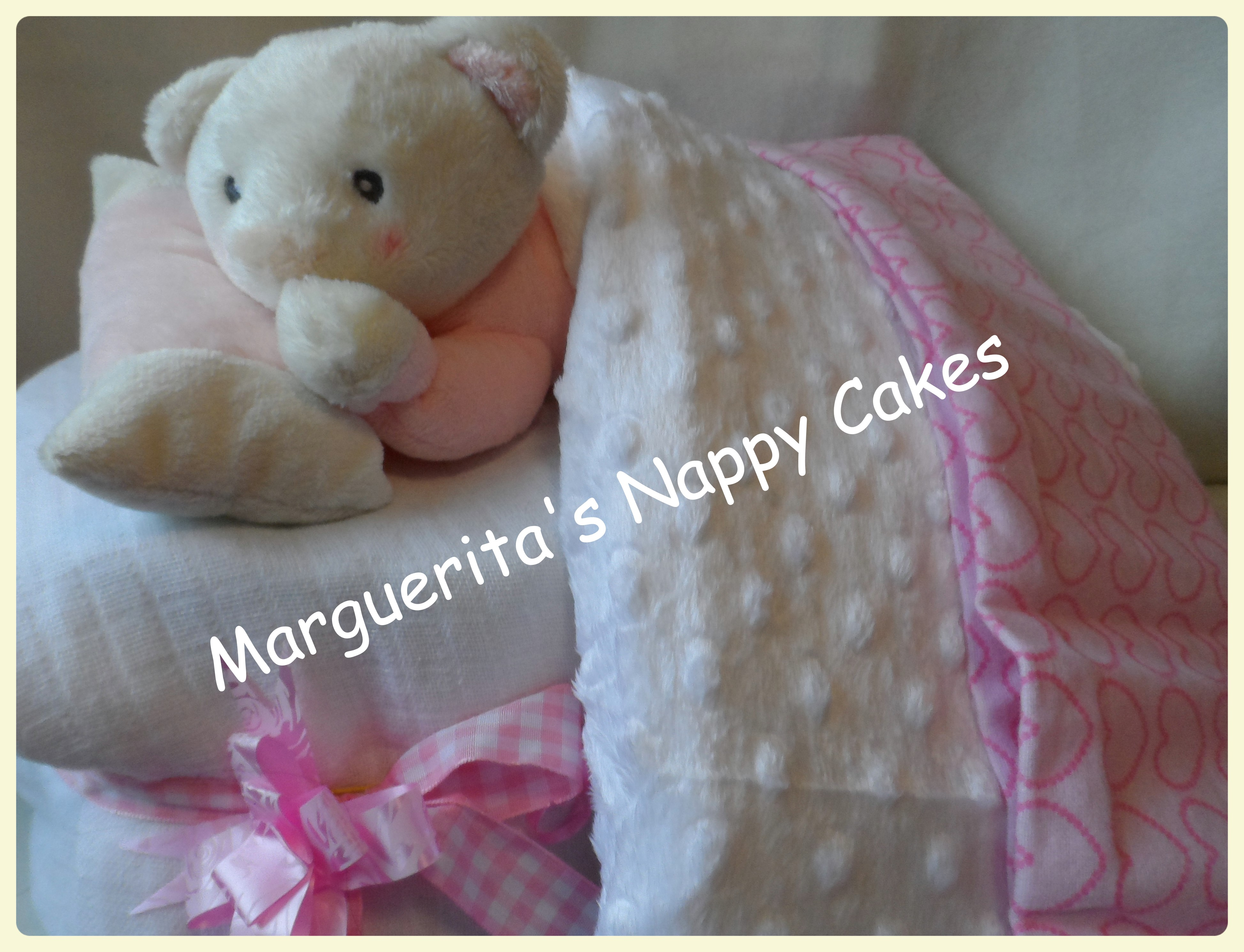 Marguerita and the Nappy Cakes
